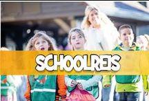 SCHOOLREIS / De leukste schooldag van het jaar is natuurlijk de dag dat je met je hele klas lekker op schoolreis gaat. En waar kun je nou beter heen gaan dan de Julianatoren!