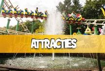 ATTRACTIES / De Julianatoren is een gezellig, veilig en overzichtelijk pretpark. Het pretpark, met méér dan 60 te gekke attracties, biedt een heerlijk dagje uit aan gezinnen met kinderen van 2 tot 12 jaar.