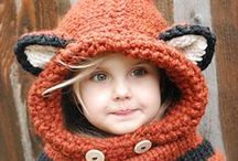 Little Folk's Fashion / by Stacey
