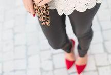 Style & Beauty Inspiration  / by Hilary Kanutsu
