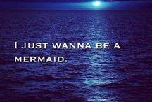 Mermaid Loving / A board about my love of mermaids