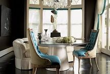 Dining Room Finery / Places to Dine and drink. / by Christina Duffy