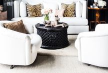Living Room Love / Living and Family room ideas. / by Christina Duffy