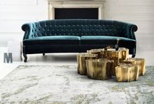Fabulous Furniture / Beautiful furniture to inspire you! / by Christina Duffy