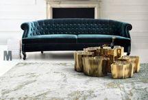 Fabulous Furniture / by Christina Duffy