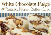 Food: Sweet Treats / by Jacqueline W.