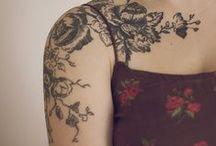 Tattoos. / by JaeLynn Garry