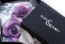 Hair Accessories / Introducing luxury hair accessories for business women… because all the greatest women wear hair accessories!  These unique hair accessories by Ruby & Frost are made exclusively in the UK and are now in stock at Pinstripe & Pearls.  Fabulous hair bands, hair clips and hair elastics that you can wear to work.   Browse our website to view the full collection: http://www.pinstripeandpearls.com/women/work-accessories/hair-accessories