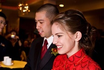 Celebrity couples of Chinese men-Western women