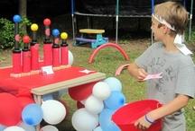 ninja birthday party
