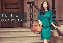 Petite Work Wear