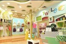Design for workspaces, shops & galleries