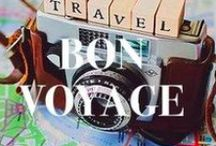 Bon Voyage / Inspirations from around the world  #TravelWithBollare / by Bollare