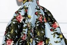 Flowers & Tropic pattern