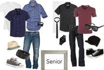 what to wear: senior guys