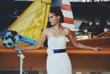 Aviation Weddings!!! / Our Museum is great for all types of weddings but if you want to incorporate an aviation theme here are some ideas! / by Evergreen Museum