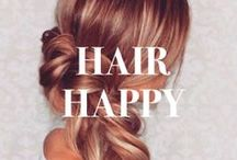 Hair Happy / Some of our favorite hair inspirations and more! / by Bollare
