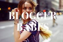 Blogger Babes / Some of the best Bollare blogger babes around! / by Bollare