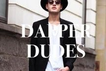 Dapper Dudes / Bollare's best and most dapper blogger dudes around! / by Bollare