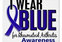 Rheumatoid Arthritis  / by Sarah Middleton
