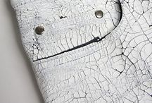 L E A T H E R / Ode to love of all things leather: leather, clothing, minimal, avant garde, drape, pelle, margiela, rick owens, ann demeulemeester, jil sander, alexander wang, saint laurent, handbag, vintage.  / by // SF // shannon figgins