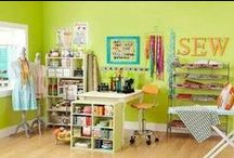 Sewing / craft room