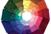Quilting tips and Color wheels