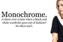 Monochrome Trends At Work
