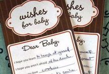 Erica's Baby Shower / Baby Shower Games and Party Ideas