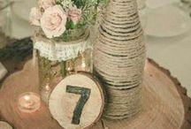 Rustic Weddings / Rustic Weddings