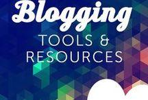 Bloggin' / Blogging Tips and Tricks