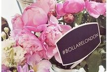 #BOLLARELONDON / Experience a lunch abroad with us, through pics from our wonderful #BOLLARELONDON lunch in June 2015! / by Bollare
