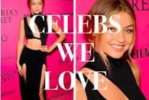 Celebrity Style Crushes / Celeb styles we're currently crushing over! #CELEBSWELOVE / by Bollare