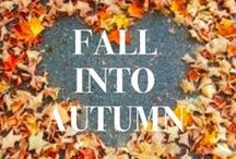 Fall Into Autumn / All things cozy, warm, and pumpkin. Our favorite fall inspirations! Spend autumn with us! #FallWithBollare / by Bollare