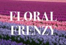 Floral Frenzy / Petals, stems, and pollen, oh my! // Our favorite floral inspirations! / by Bollare