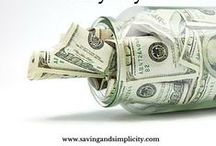 Saving Money / Tips on ways on saving money, keeping a budget, and getting out of debt.