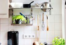 organize + green + clean