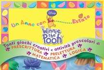 j-think | DISNEYbook WTPooh / how many wtp covers have we done in 20 years of design for Disney Italia!!!