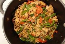 Asian Food / by Dottie Burt