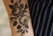 Tattoos / by Brittany James