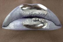 Silver, Platinum, Chrome & Diamonds / Reflective, futuristic, modern, contemporary / by Rhonda Powell