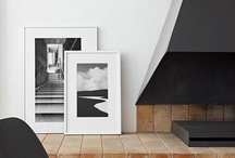 Art Display / Different ways to display prints and frames. / by RTA London