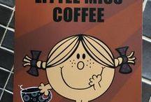 coffee and tea / I am a coffee addict. / by C-da Grunge-meister