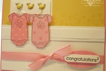 Cards Baby / Handmade Baby Cards