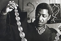 Art Smith - Jewelry Designer / Art Smith (1917-1982), an African American, opened his first shop on Cornelia Street in Greenwich Village in 1946. One of the leading modernist jewelers of the mid-twentieth century, Smith was also an active supporter of black and gay civil rights, an avid jazz enthusiast, and a supporter of early black modern dance groups. / by Rhonda Powell