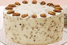 Cake and Pie / by Dottie Burt