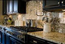 Granite Backsplashes
