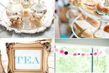 Bridal shower / by Brittany James