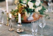I do - tables / Wedding Reception Table & Escort Cards