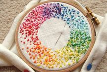Embroidery  / How to's, stitches, patterns, and beautiful work / by Shannon Edwards